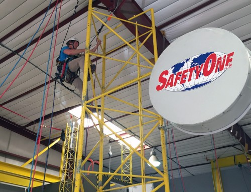 Advanced Tower Climber Safety Training